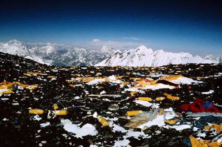 This is the highest altitude microplastics have been discovered