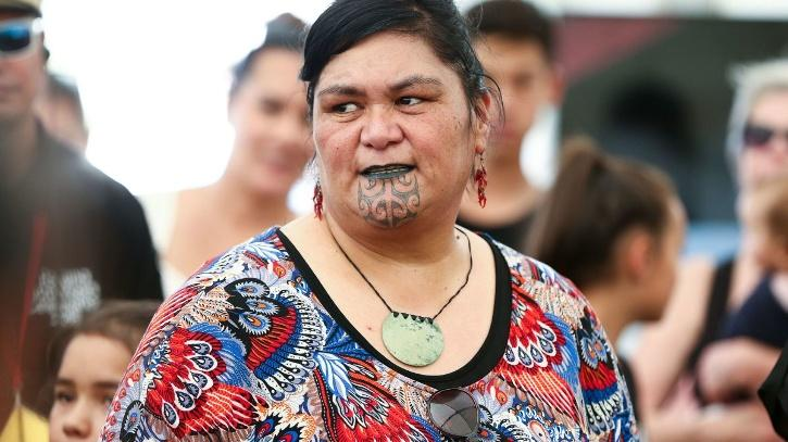 Nanaia Mahuta as the first indigenous woman to become the external affairs ministe