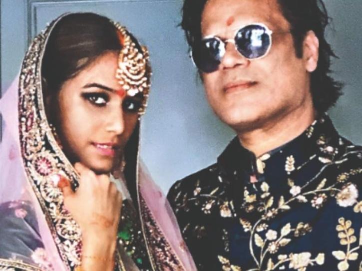 Poonam Pandey and Sam Bombay.
