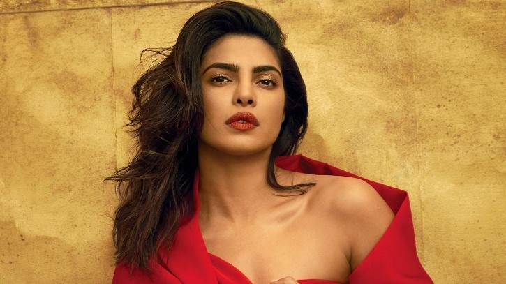 Priyanka Chopra / Vogue India