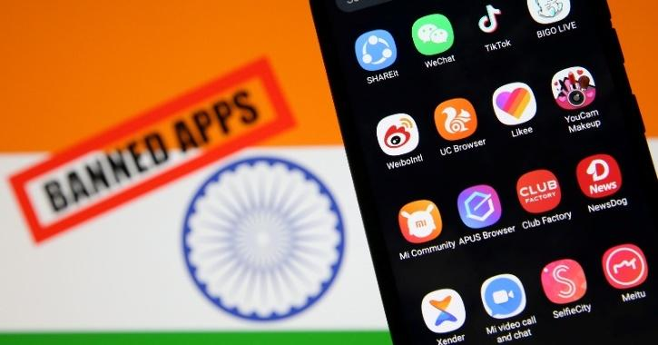 india bans 43 chinese apps
