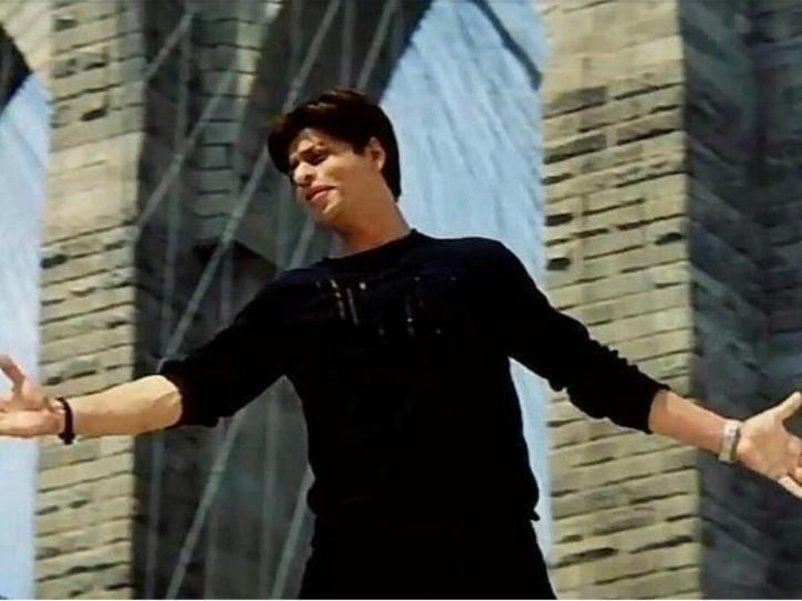 SRK / Twitter