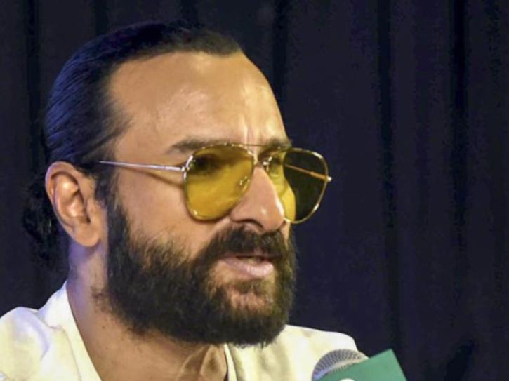 Saif Ali Khan / Agencies