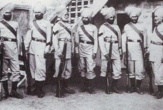 In addition to the 21 Sikh dead, reports of Pashtun losses range from between 180 and 600,