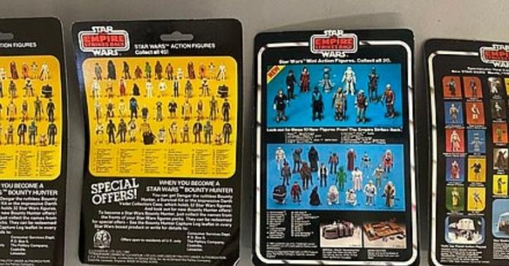These Kenner Droid Factory, Palitoy Droid Factory and Kenner Land Of The Jawas action playsets