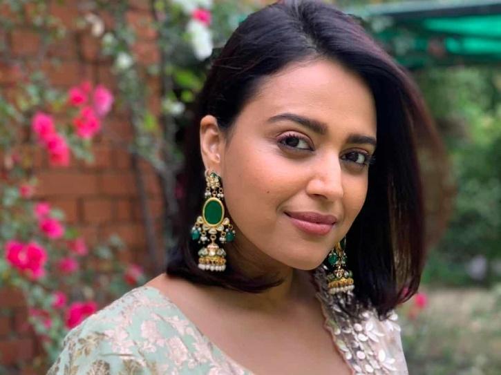 A still of Swara Bhasker.