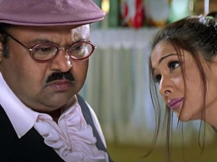 Saurabh Shukla as Tom Uncle in Mohabbatein.