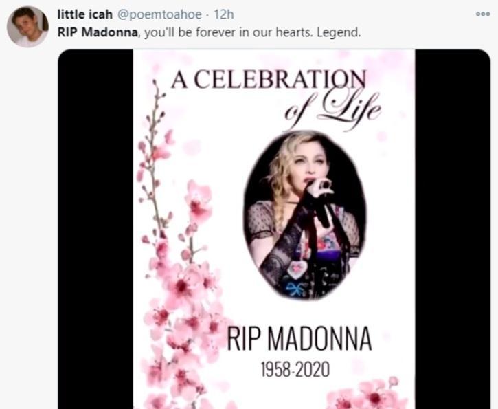 Madonna Maradona
