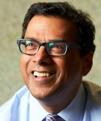 Indian-American surgeon Dr Atul Gawande, who has been included in Joe Biden's COVID-19 task force that will guide the President-elect on dealing with the coronavirus pandemic.