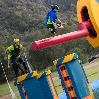 Wipeout' contestant dies after finishing obstacle course