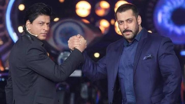 Shah Rukh Khan and Salman Khan / Voot