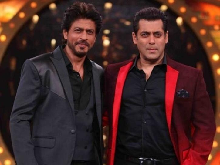 Salman Khan and Shah Rukh Khan / Voot