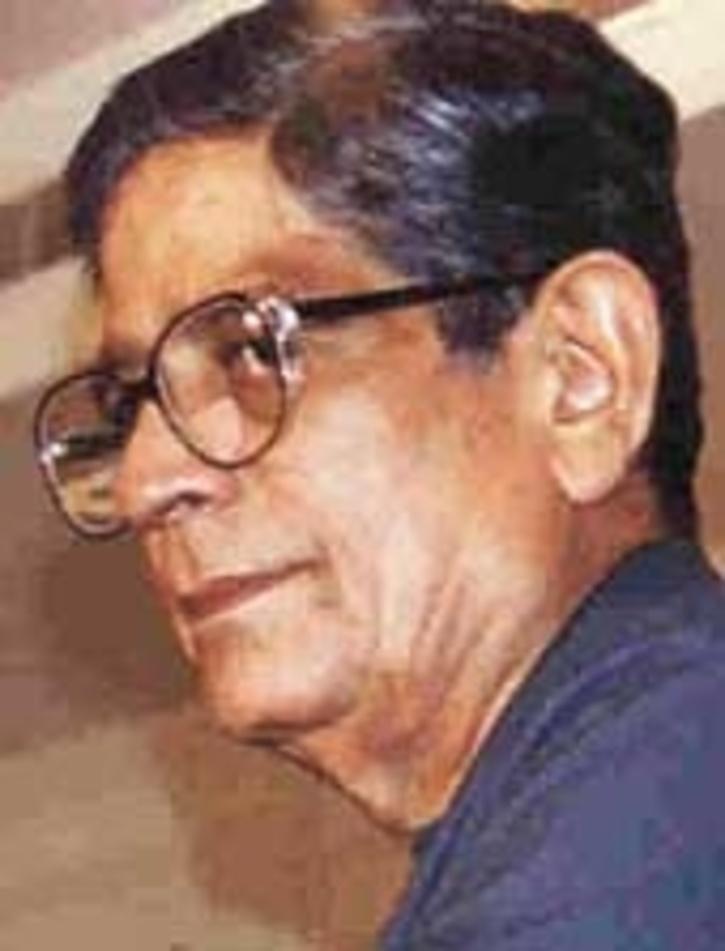 K Madhavan- CBI officer who investigated Harshad Mehta / Twitter