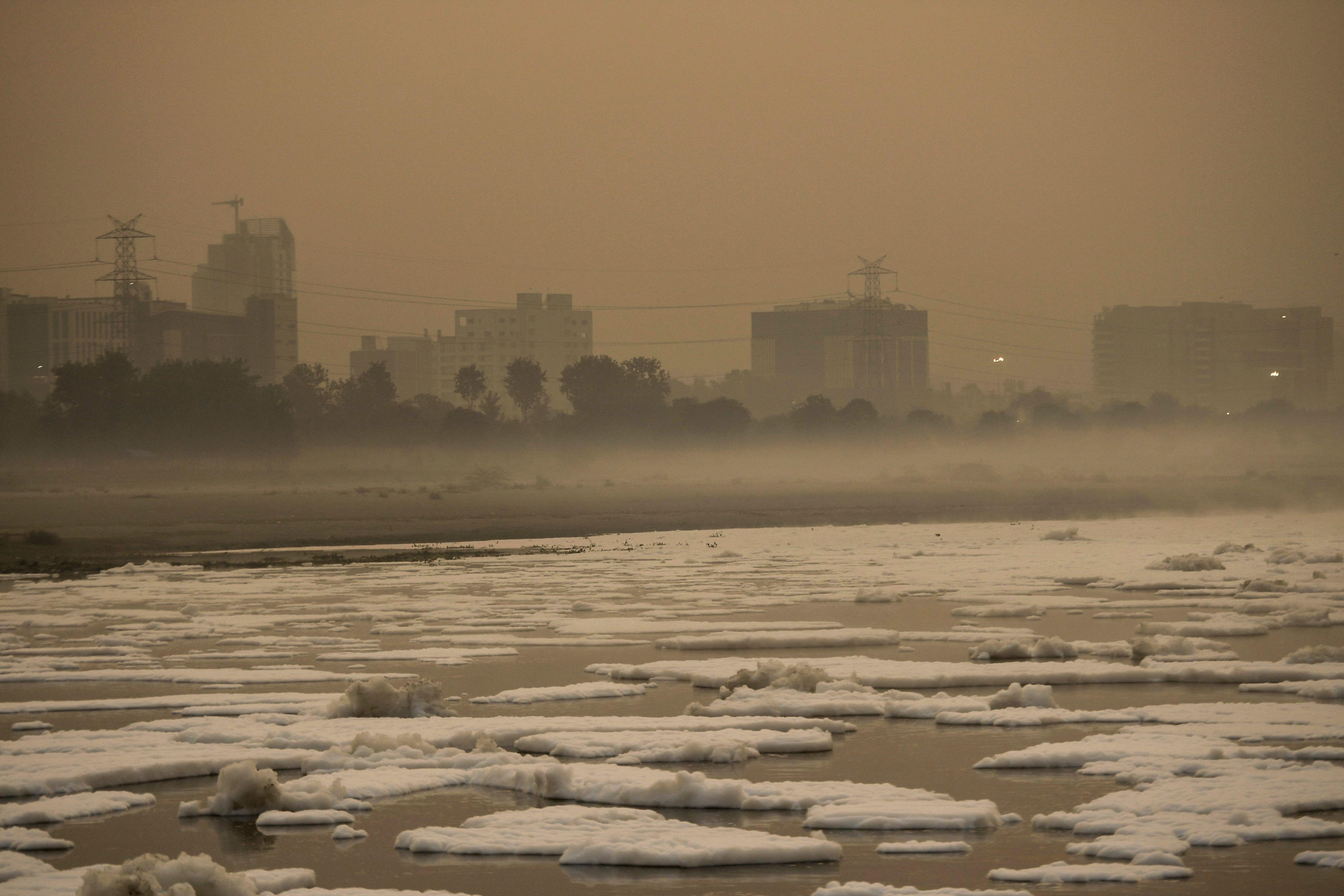 Yamuna Before And After 5