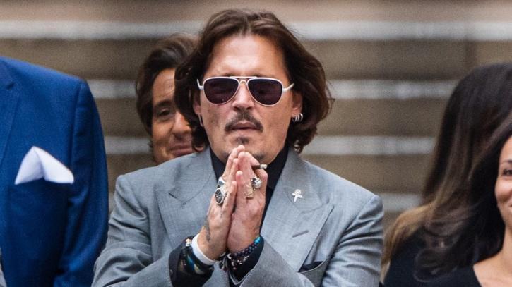 Johnny Depp / Instagram