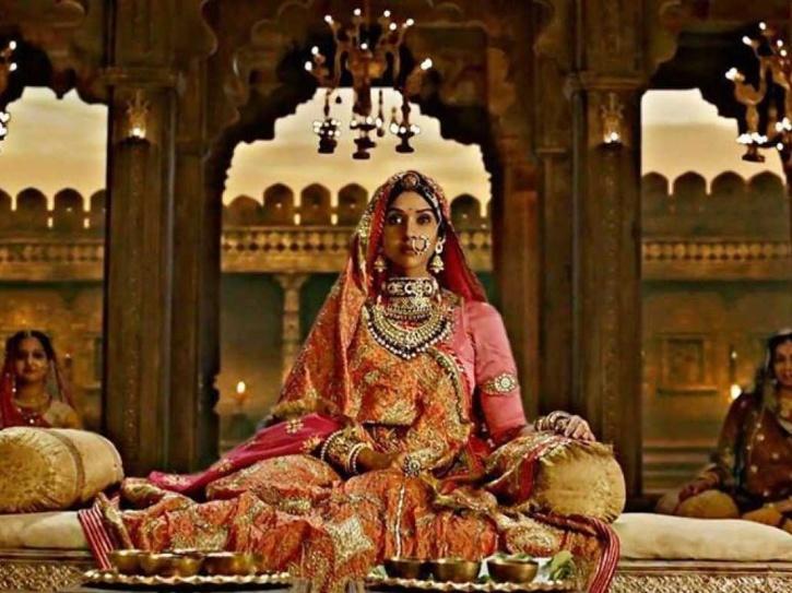 Actress Anupria Goenka in Padmaavat