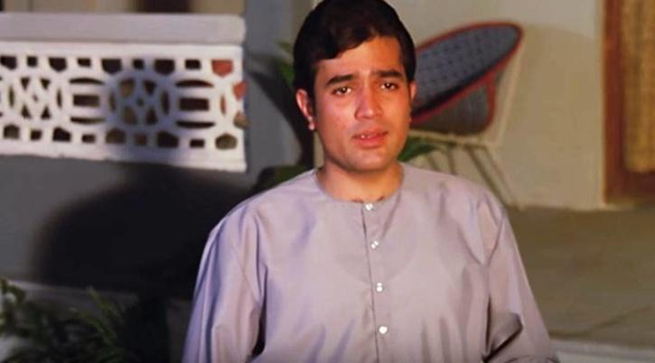 Rajesh Khanna in Anand / Twitter