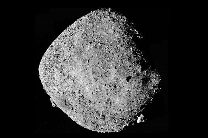 Asteroid sebesar Burj Khalifa
