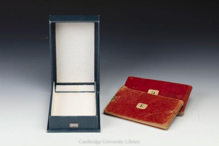 Charles Darwin's notebooks missing for 20 years may have been stolen
