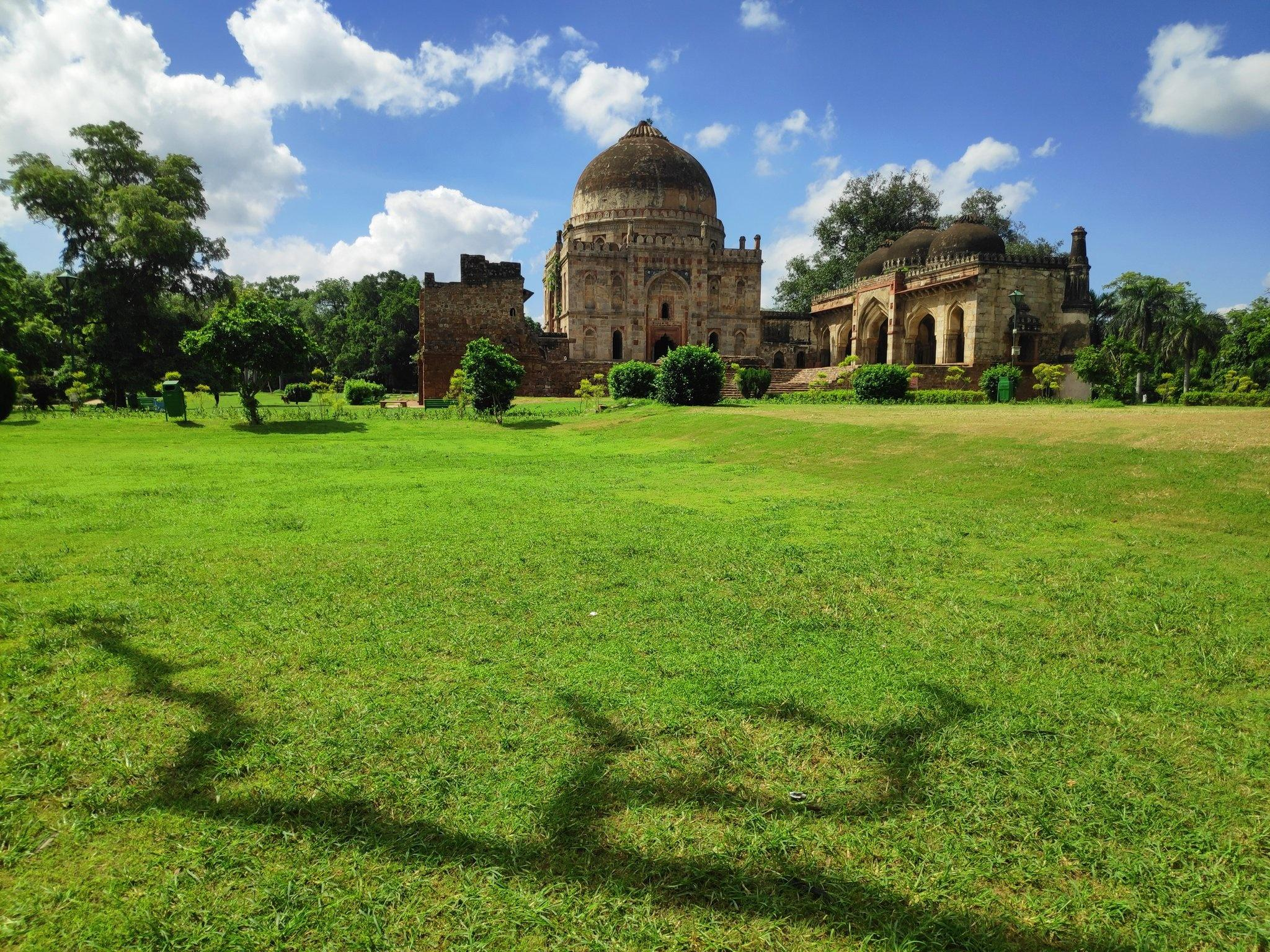 Lodi Gardens Before & After