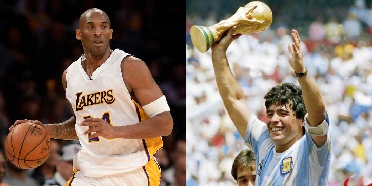 From Kobe Bryant To Diego Maradona - Sportspersons We Have Lost In 2020