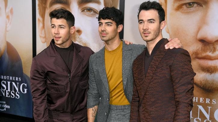 Jonas Brothers / Agencies