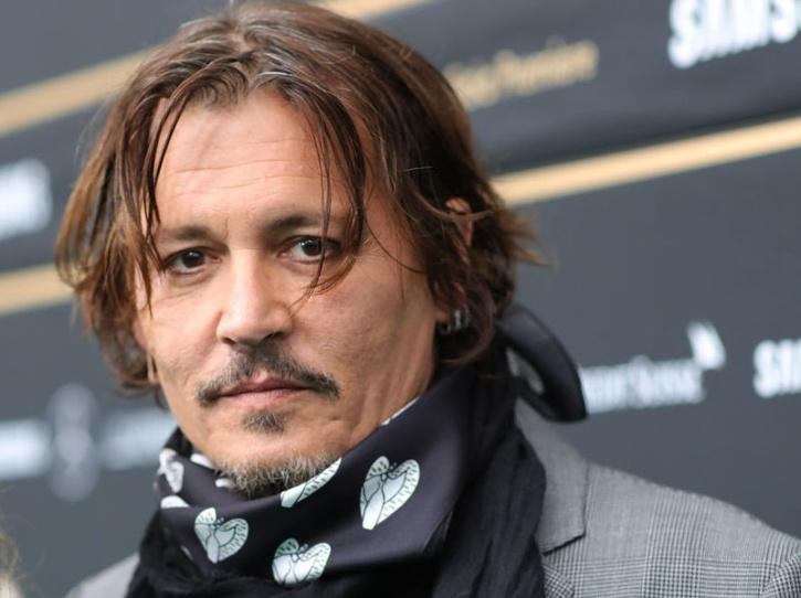 Johnny Depp / Getty Images