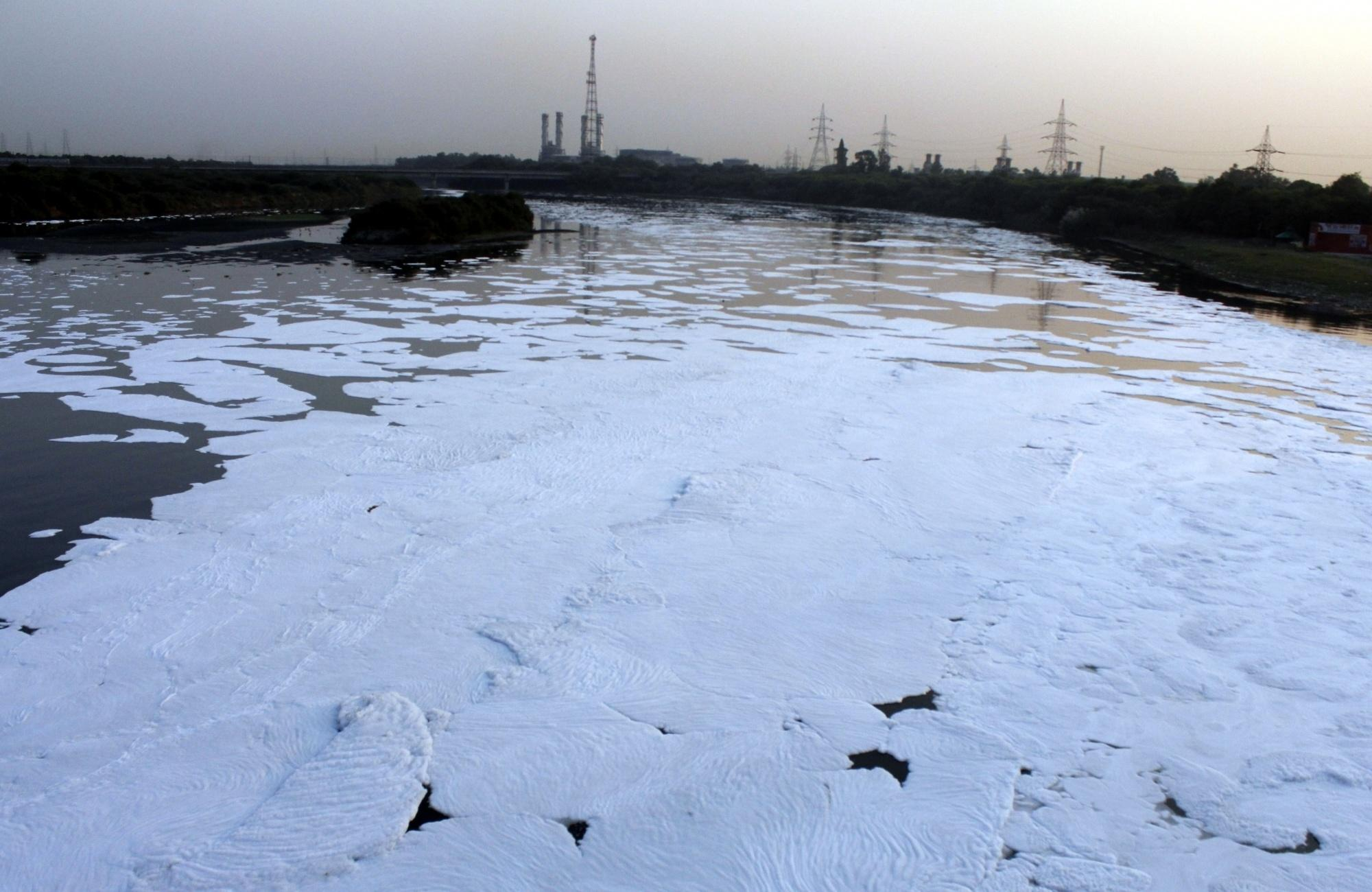 Yamuna Before And After 8