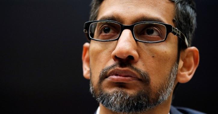 sundar pichai google pay