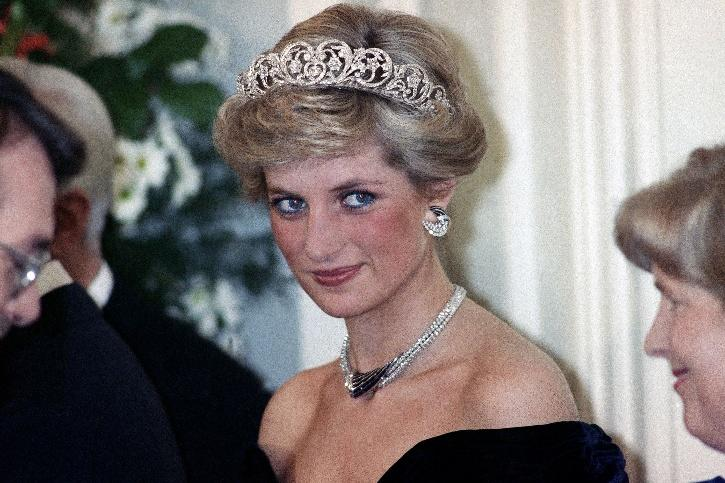 Princess Diana and alleged lover recorded on the phone