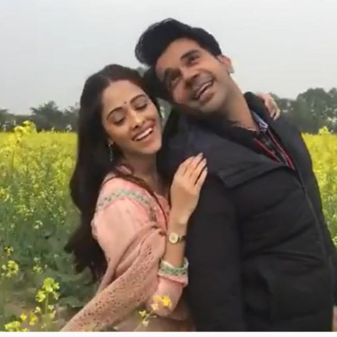 Rajkummar Rao and Nushrratt Bharucha / Instagram