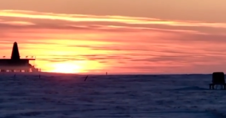 tqiaġvik, formerly known as Barrow, is located some 320 miles within the Arctic Circle,