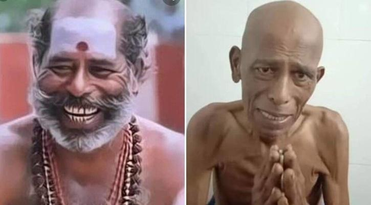 Tamil actor Thavasi before and now / Indiatimes