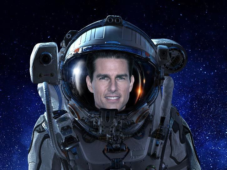 Tom Cruise Has A Competition! Russia Is Planning To Film A Movie In Space With A Female Lead