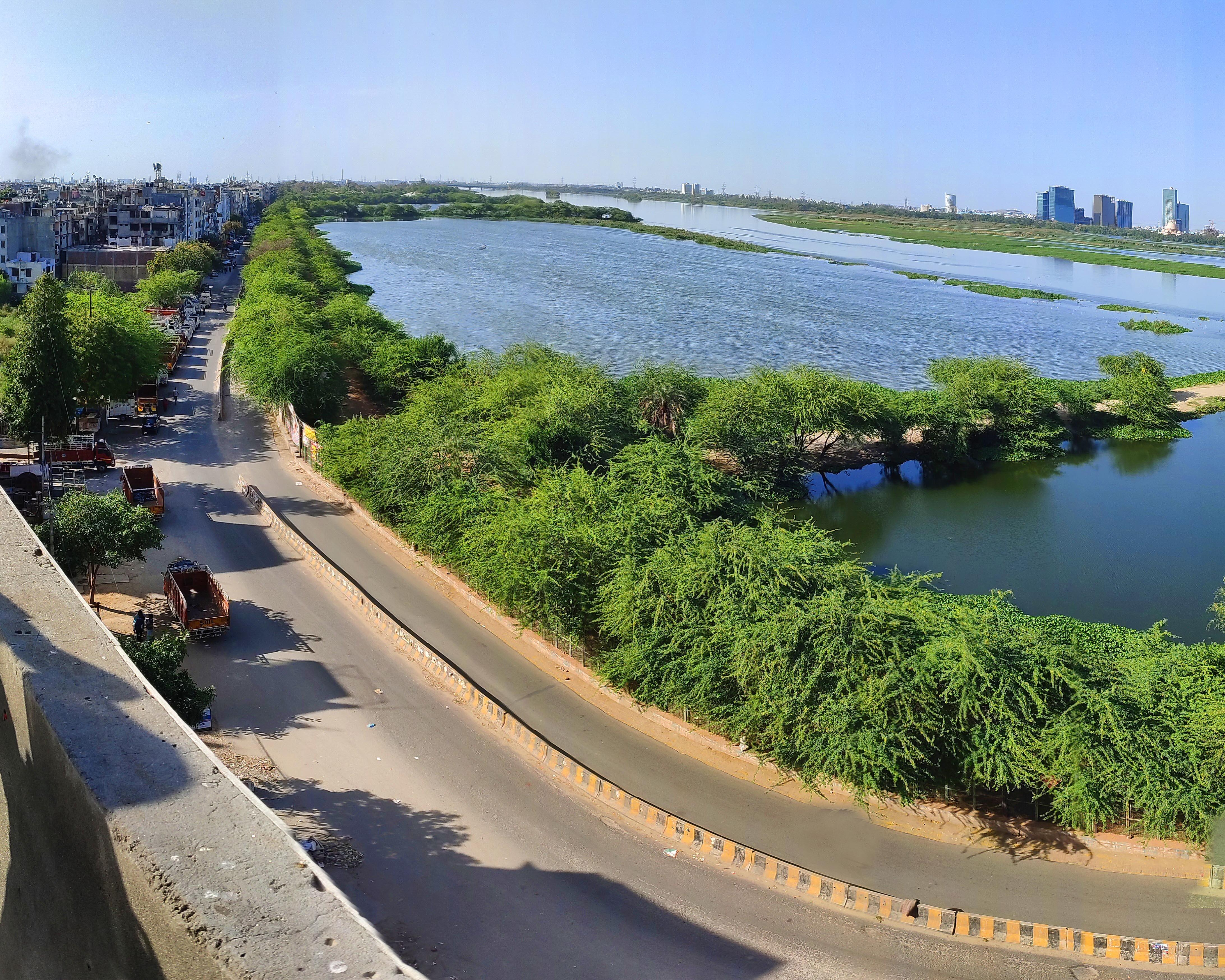 Yamuna Before And After 13