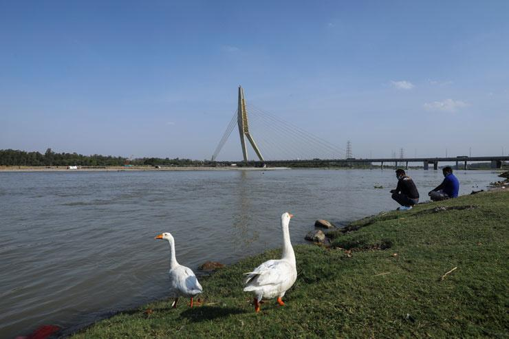 Yamuna Before And After 11