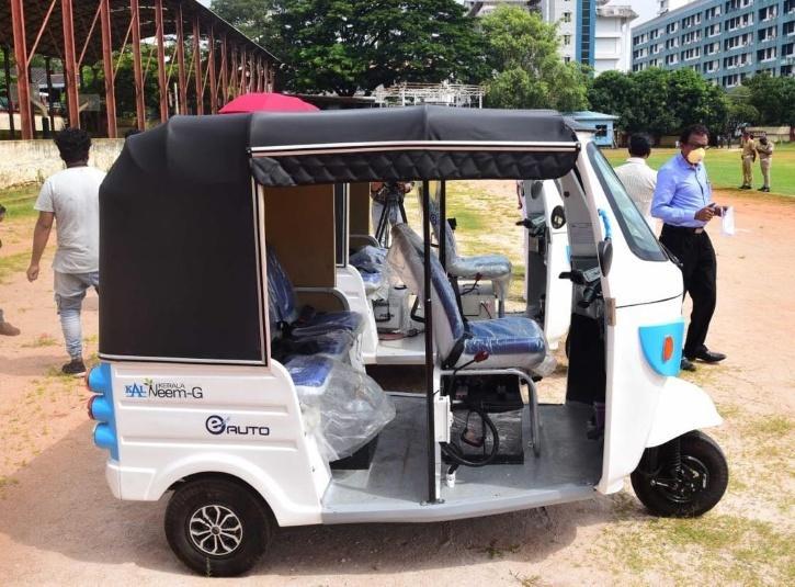 Neem-G, Neem-G Auto, Neem-G Auto Nepal, E-auto Kerala, Kerala Automobiles Limited , Neem-G KAL, E-mobility