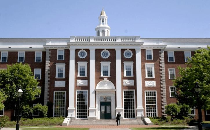 Dean of Harvard Business School