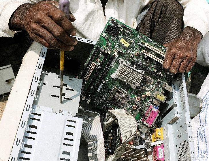 E-Waste Recycling Day
