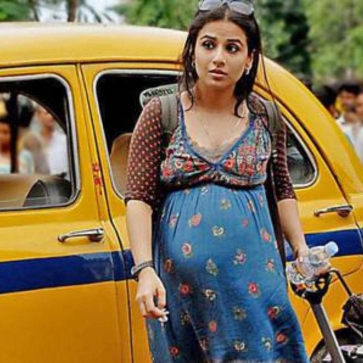 Vidya Balan in Kahaani / IMDB
