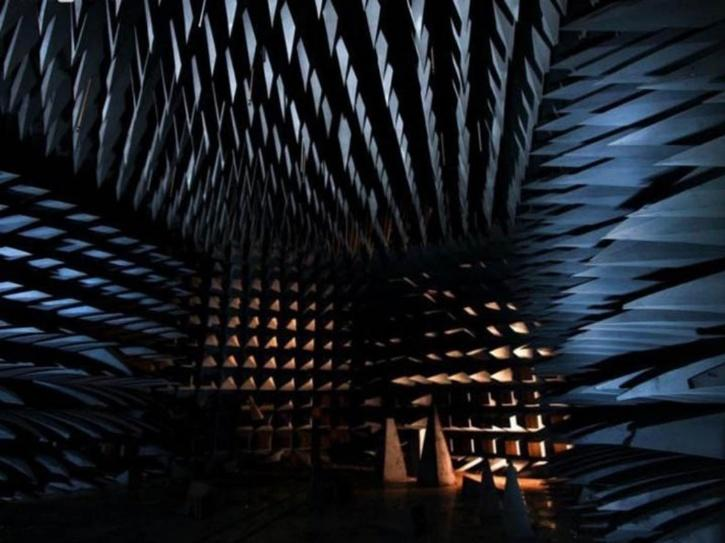 orfield lab anechoic chamber