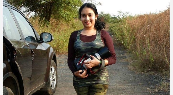 aishwarya sridhar wildlife photographer award