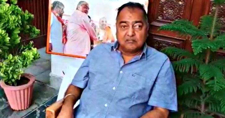 BJP leader hathras