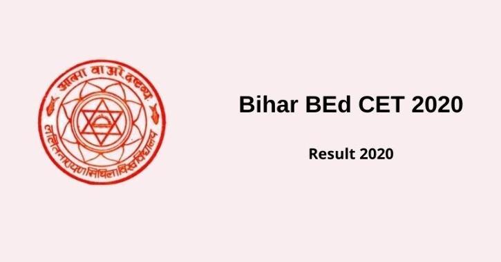 bihar bed cet 2020 result @ bihar-cetbed-lnmu.in