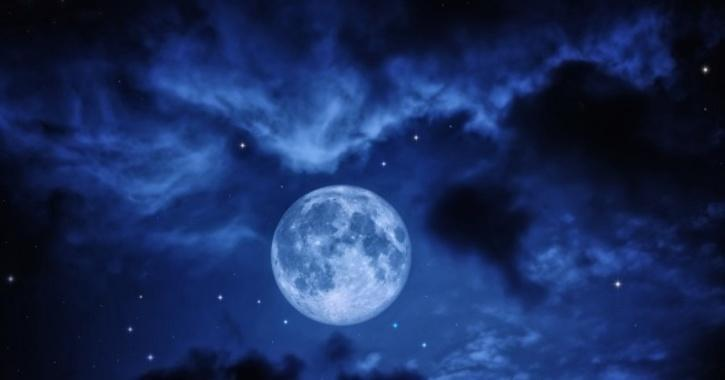It's not called a 'Blue Moon' because of the colour but when it occurs.