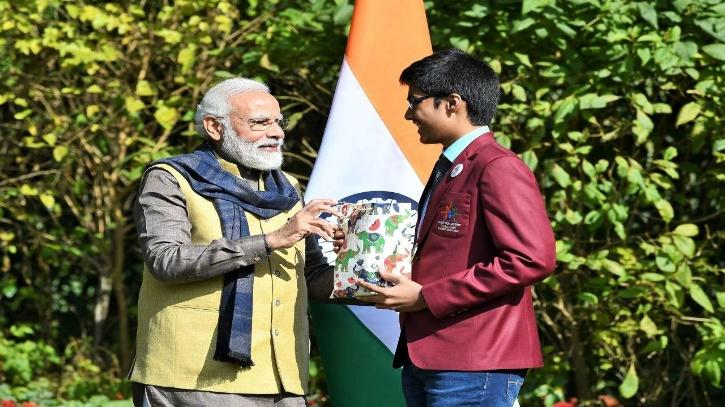 , Falor will skip studying at any IITs in India as he has already secured admission in the MIT.