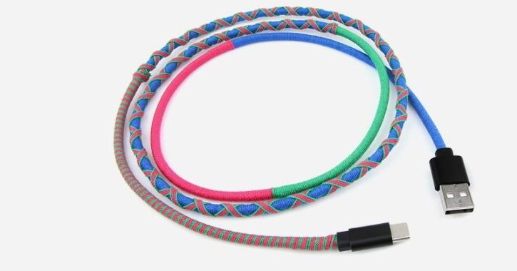 Crossloop USB type-C fast charging cable