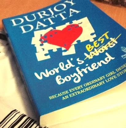 Durjoy Datta Novel