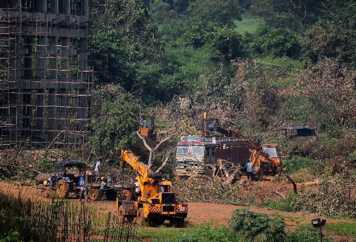 Save Aarey, Aarey Forest, Aarey Protest, Aarey Metro Carshed, Aarey Mumbai Metro