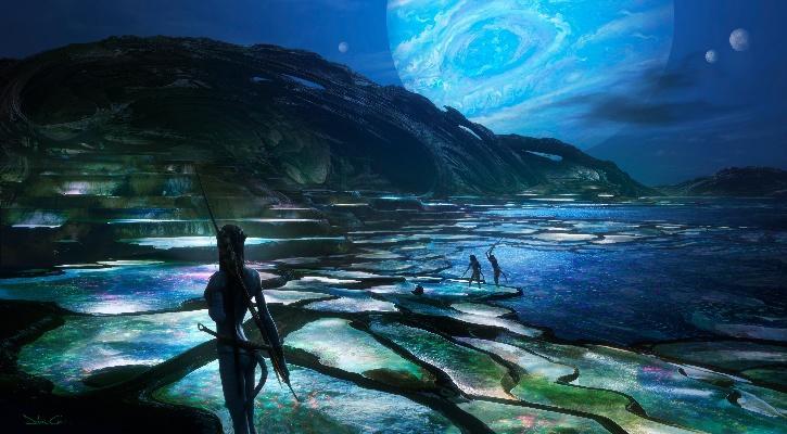 Khaskhabar/'अवतार 2' मेकर्स ने केट विंसलेट के एक लुभावने पानी के नीचे की